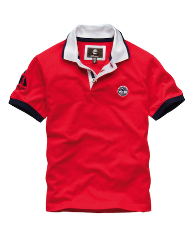 The Earthkeepersr Nautical Pique Polo