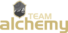 Team Alchemy logo.