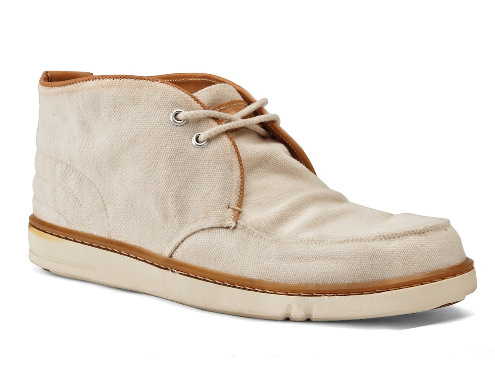 Men's Earthkeepersr Hookset Handcrafted Fabric Chukka
