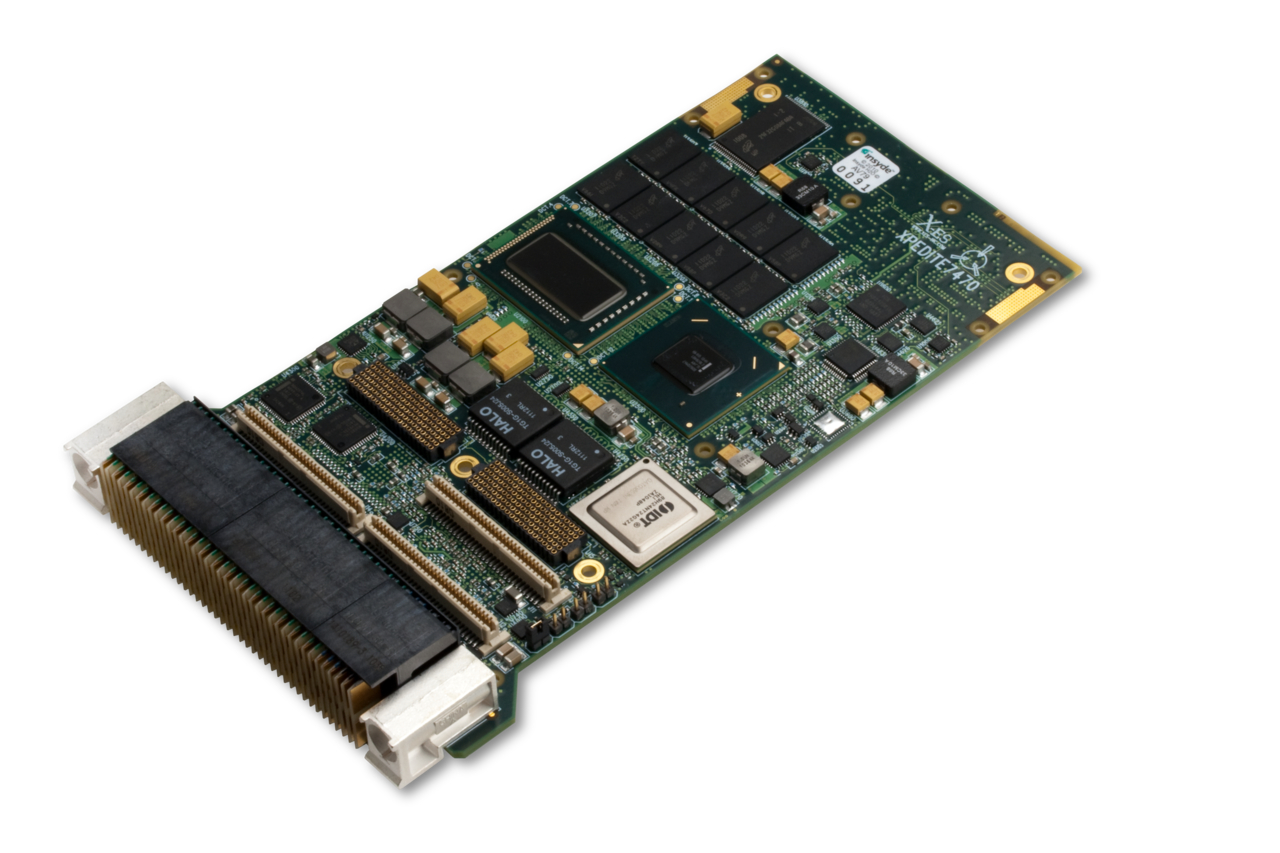 XPedite7470 - 3U VPX 3rd generation Intel Core i7 processor-based module