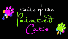 Cat Care Society's 'Tails of the Painted Cats'