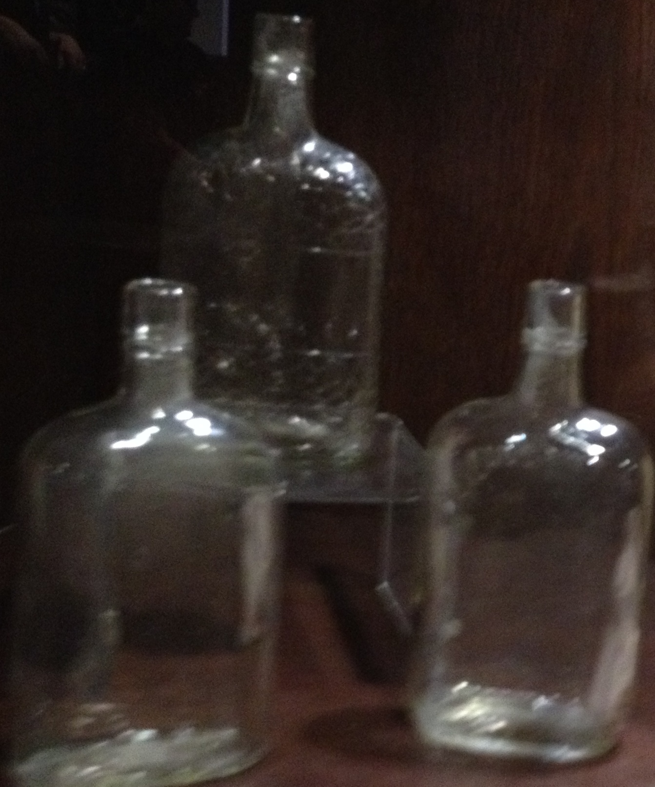 Prohibition ends in 1933. Fremont Street is stunned to discovery that whiskey had been illegal. Many years later, during a renovation, construction workers would find these whiskey bottles hidden in the walls of the Golden Gate. The bottles are now on display in the hotel's lobby.