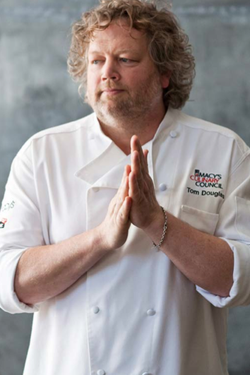Macy's Culinary Council Chef Tom Douglas