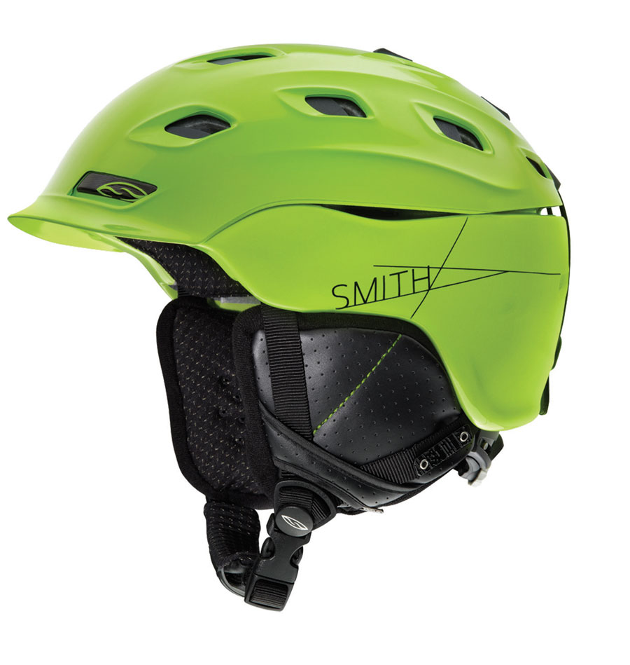 Smith Vantage helmet with the Boa Closure System.