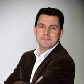 Fabien Poggi, Director of Export at Sage