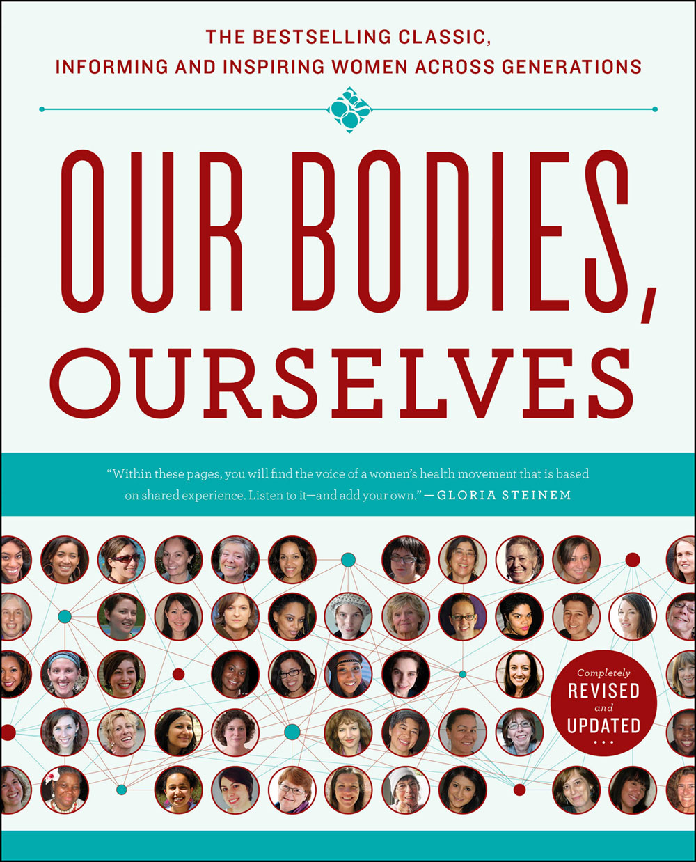"The edition of ""Our Bodies, Ourselves"" (Simon & Schuster) was selected by Library Journal as one of the best consumer health books of 2011. The original edition is one of 88 books chosen for the Library of Congress exhibit ""Books That  Shaped America."""
