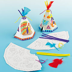 native american arts and crafts activities for children
