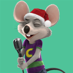 chuck e cheese christmas