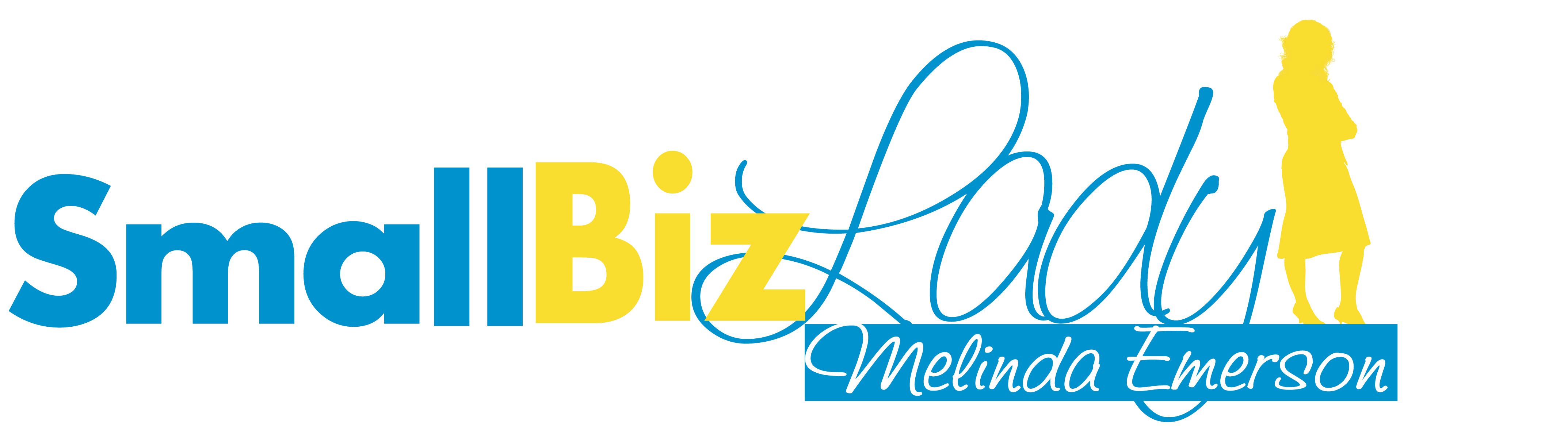 Logo for Melinda Emerson's Brand, SmallBizLady