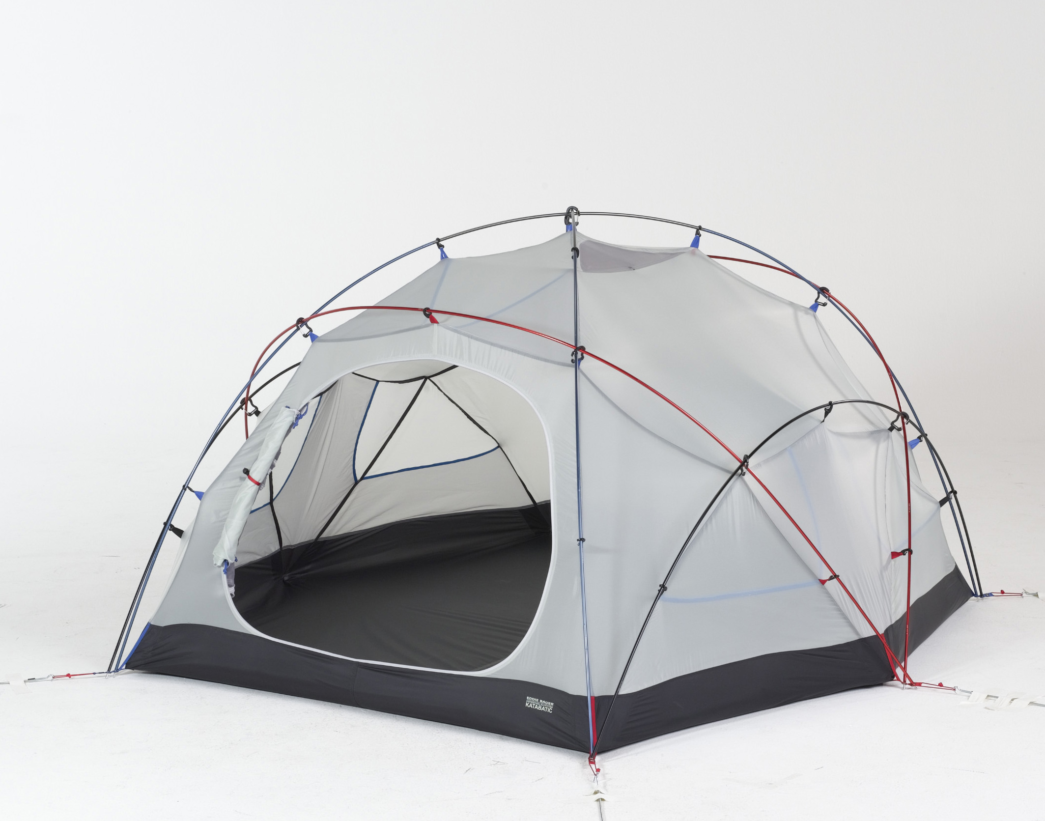 Katabatic Tent without rain fly & Eddie Bauer Releases Full Gear Collection with Tents Sleeping ...