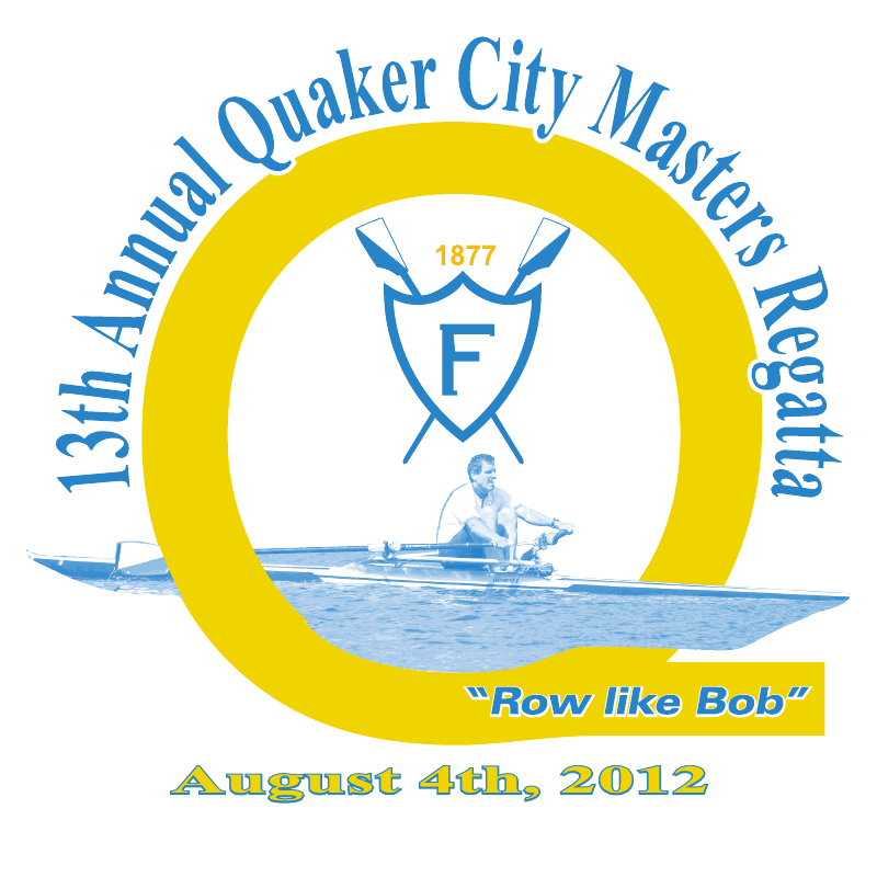 The 2012 season of the Philadelphia Classic Regatta Series continues this Saturday, August 4th with the annual Quaker City Masters Regatta. A regatta dedicated only to masters (age 21 or older), the Quaker City Masters Regatta has been held for the past 12 years. This Saturday, there are over 400 registered competitors in over 250 boats representing 33 clubs and nine states, including Pennsylvania, New Jersey, New York, Virginia, Massachusetts, Rhode Island, Connecticut, Delaware and Maryland..