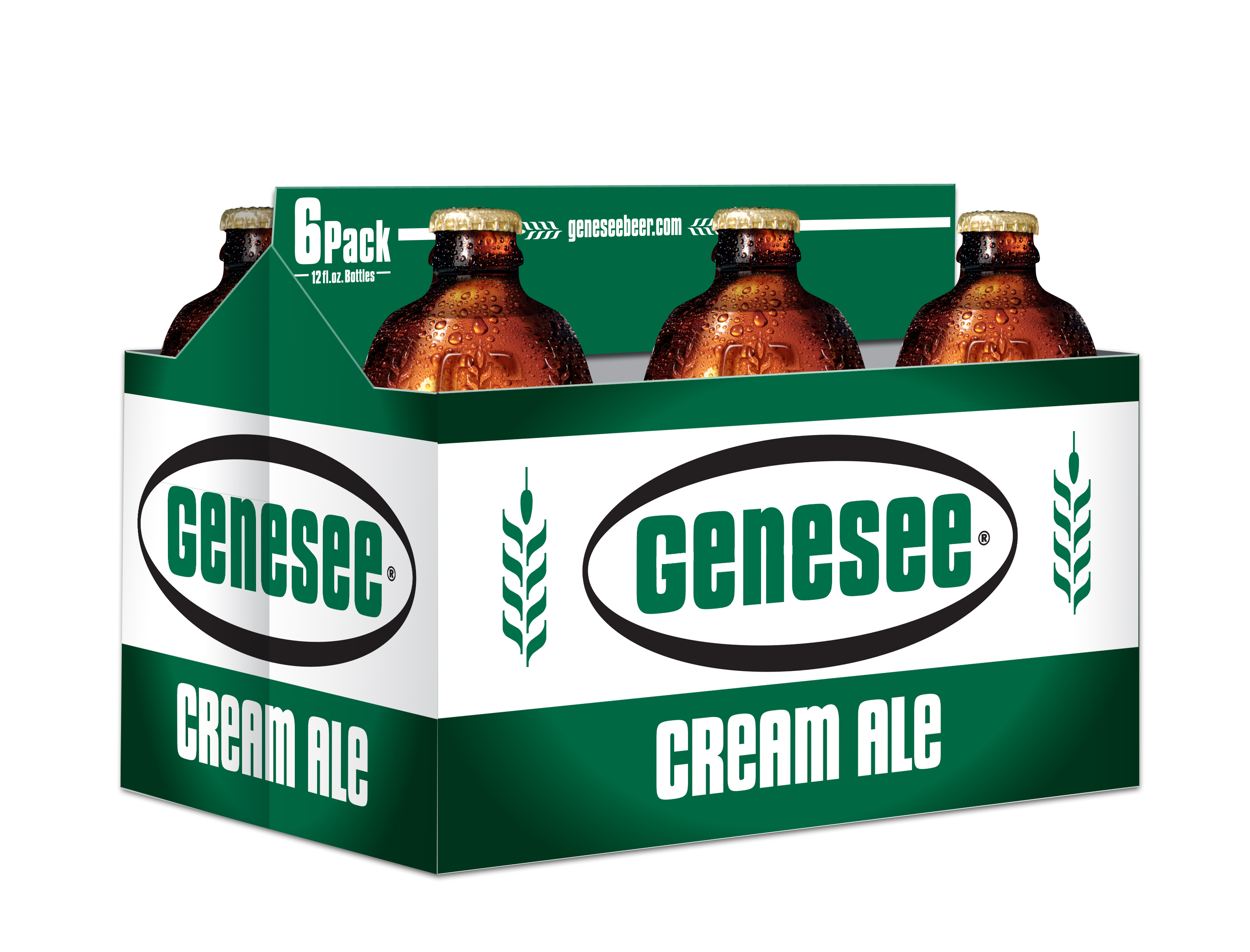 Genesee Cream Ale 6pk stubby botttles