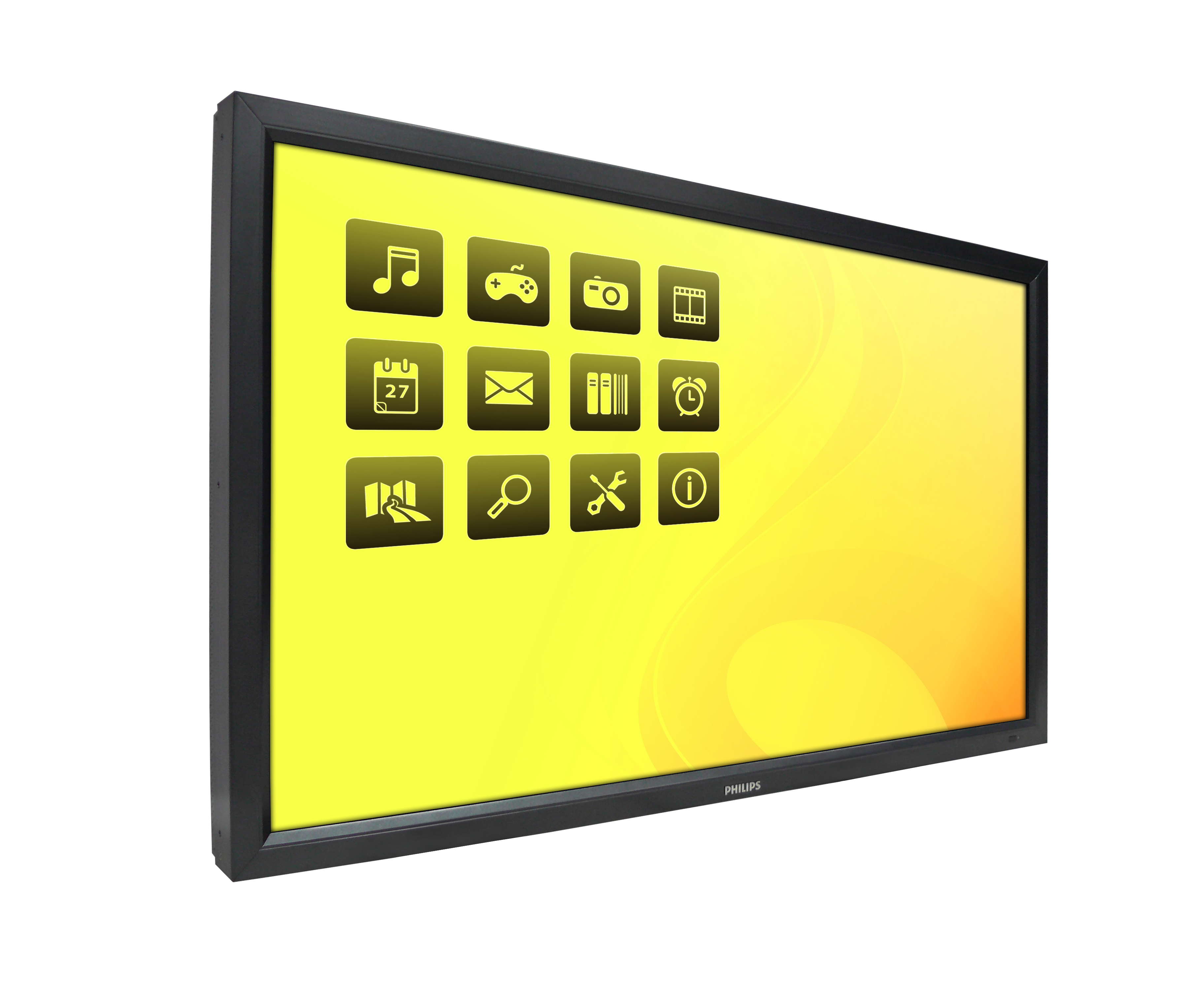 "55"" Dual-Touch HD LCD Display with OPS (BDL5545DT/27)"