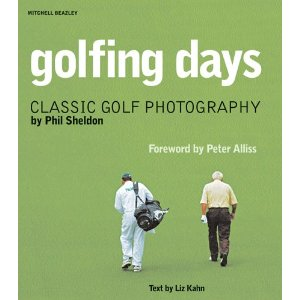 One of the golf photography books that might help you learn the art. Image from Amazon.com