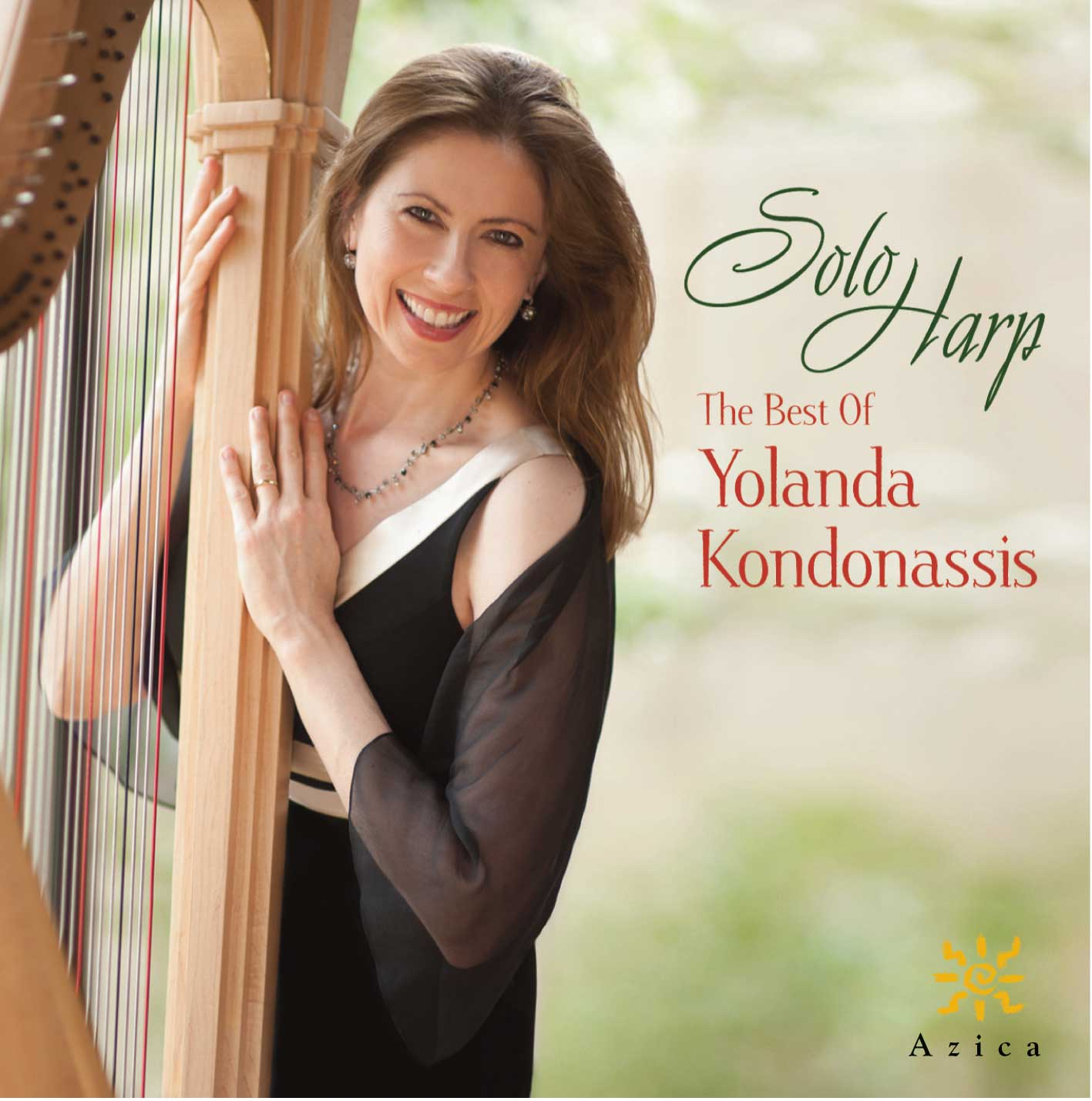 The Best of Yolanda Kondonassis CD