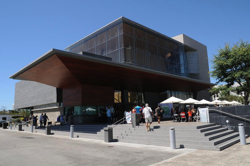 The Ely &amp; Edythe Broad Stage in Santa Monica