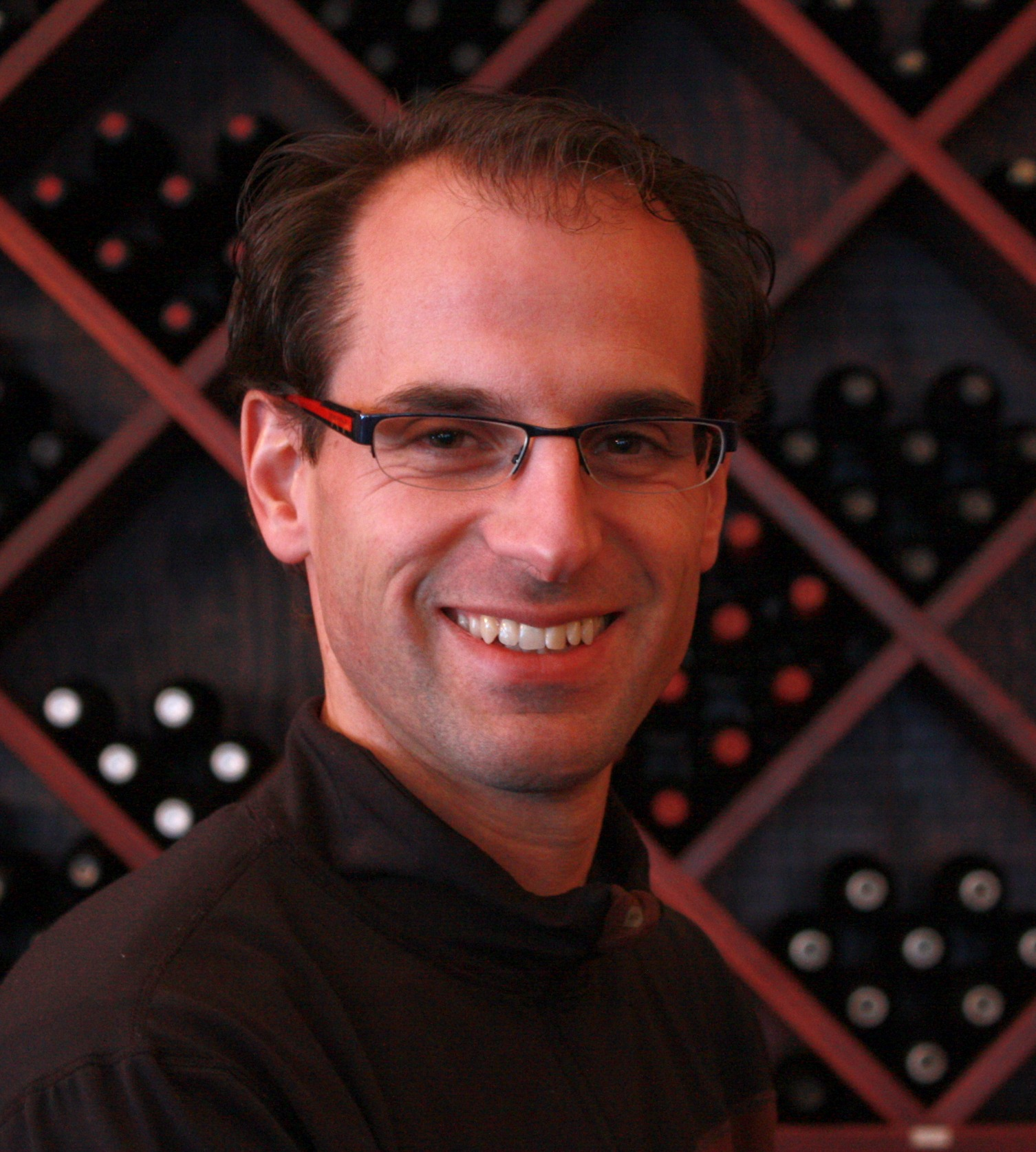 Trevor Hanna, Director of Food and Beverage, Big White - lo res