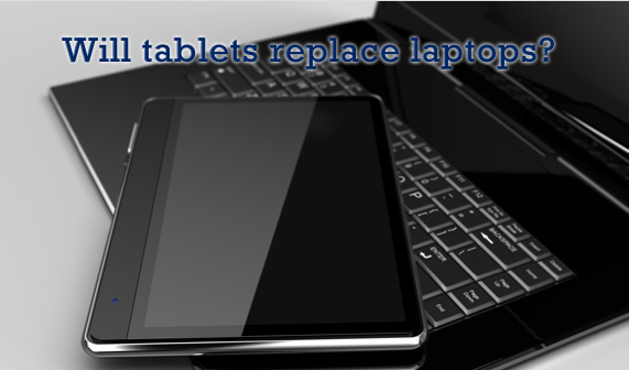 Electronic tablets could become the device of choice for the American technology crowd.