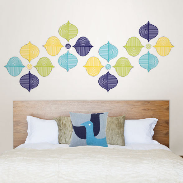 Jonathan Adler for WallPops Hollywood Wall Art Kit, approx. $42.99 each.