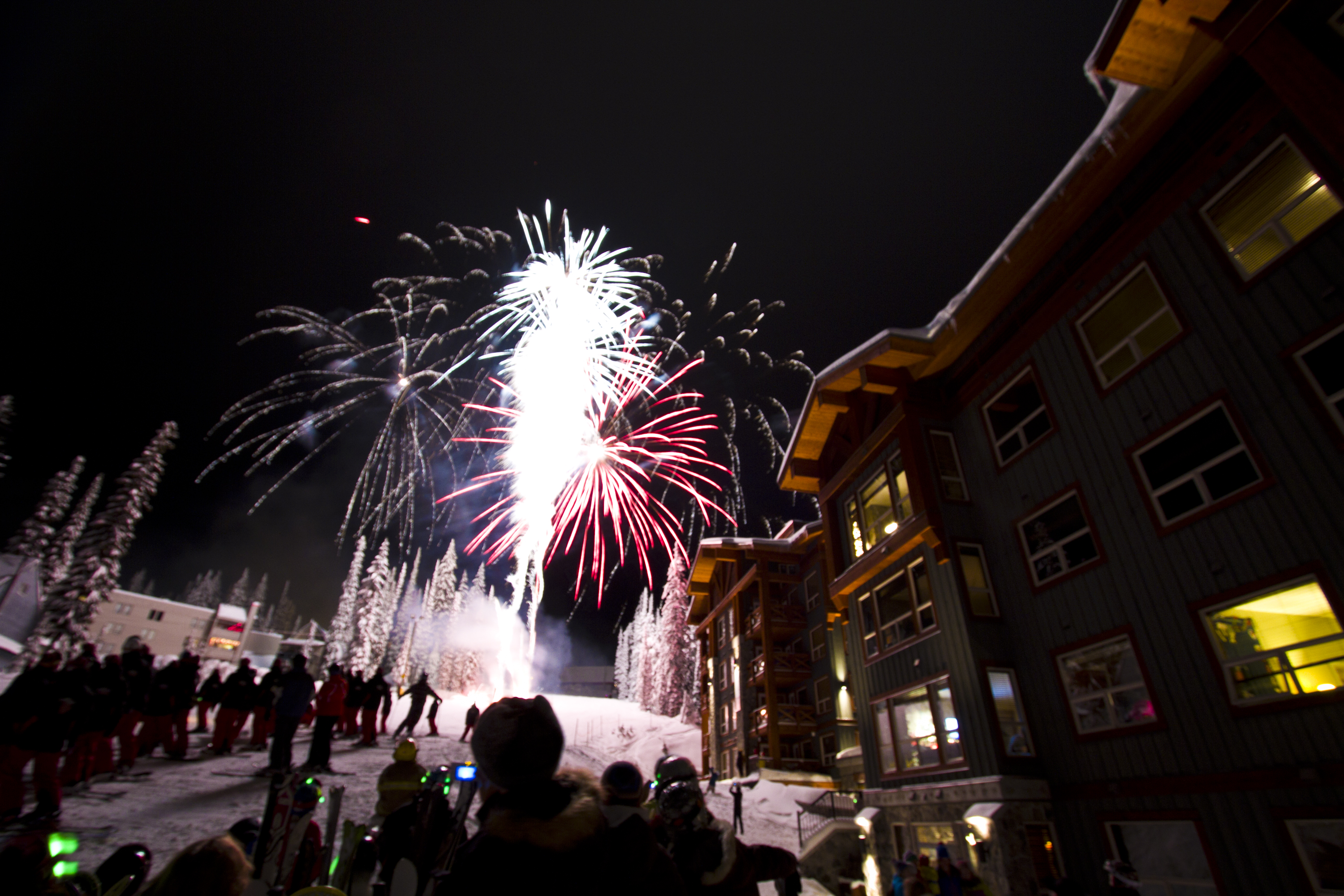 Celebrate at Big White Ski Resort - hi res