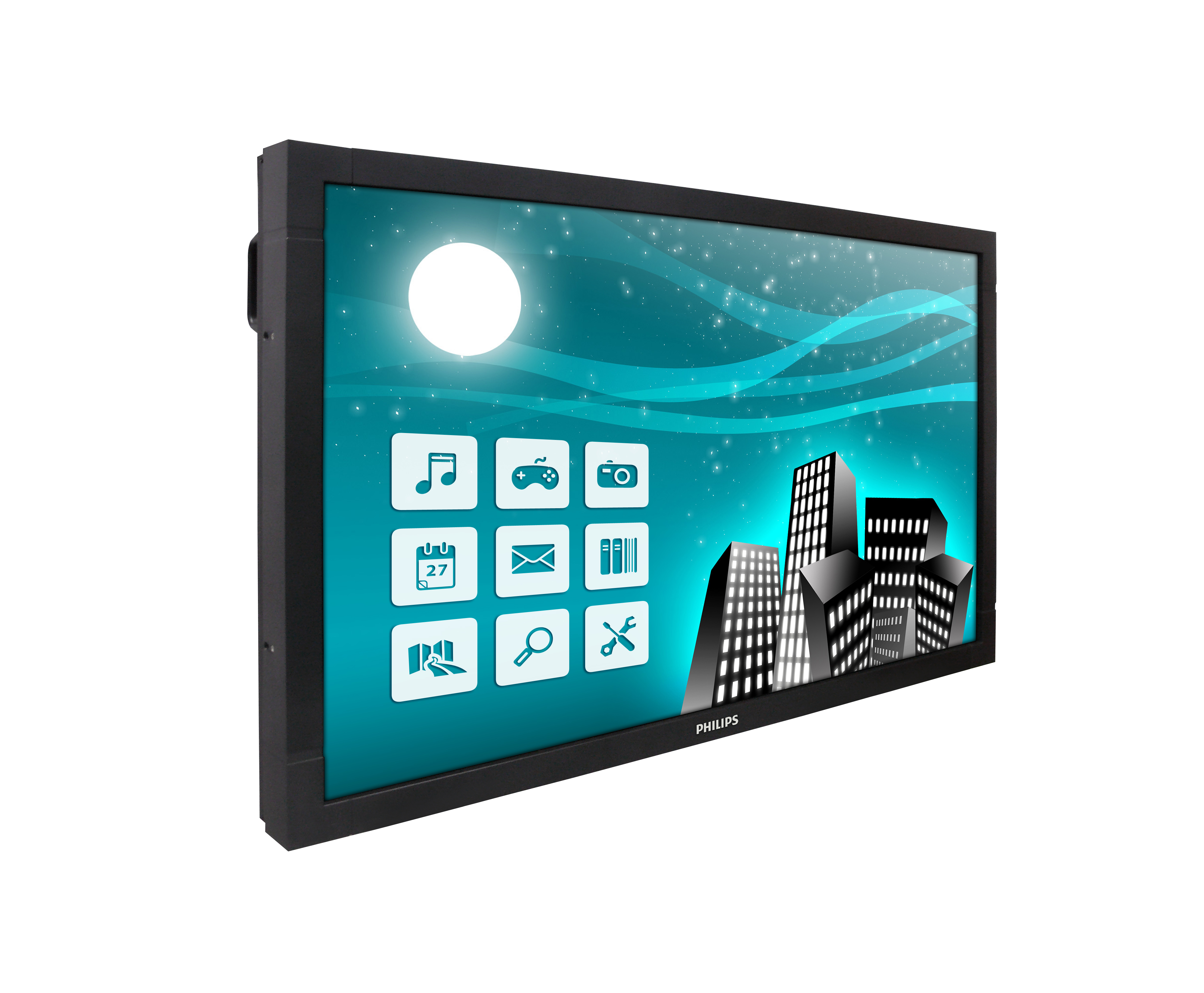 "55"" Multi-Touch HD LED Display (BDL5530AT/27)"