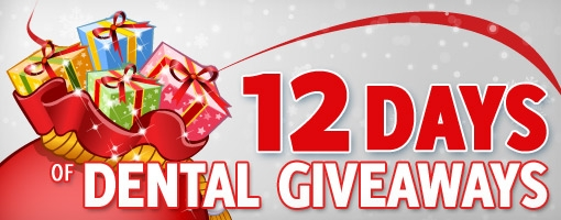 DentalPlans.com & Dentist.net: 12 Days of Dental Giveaways