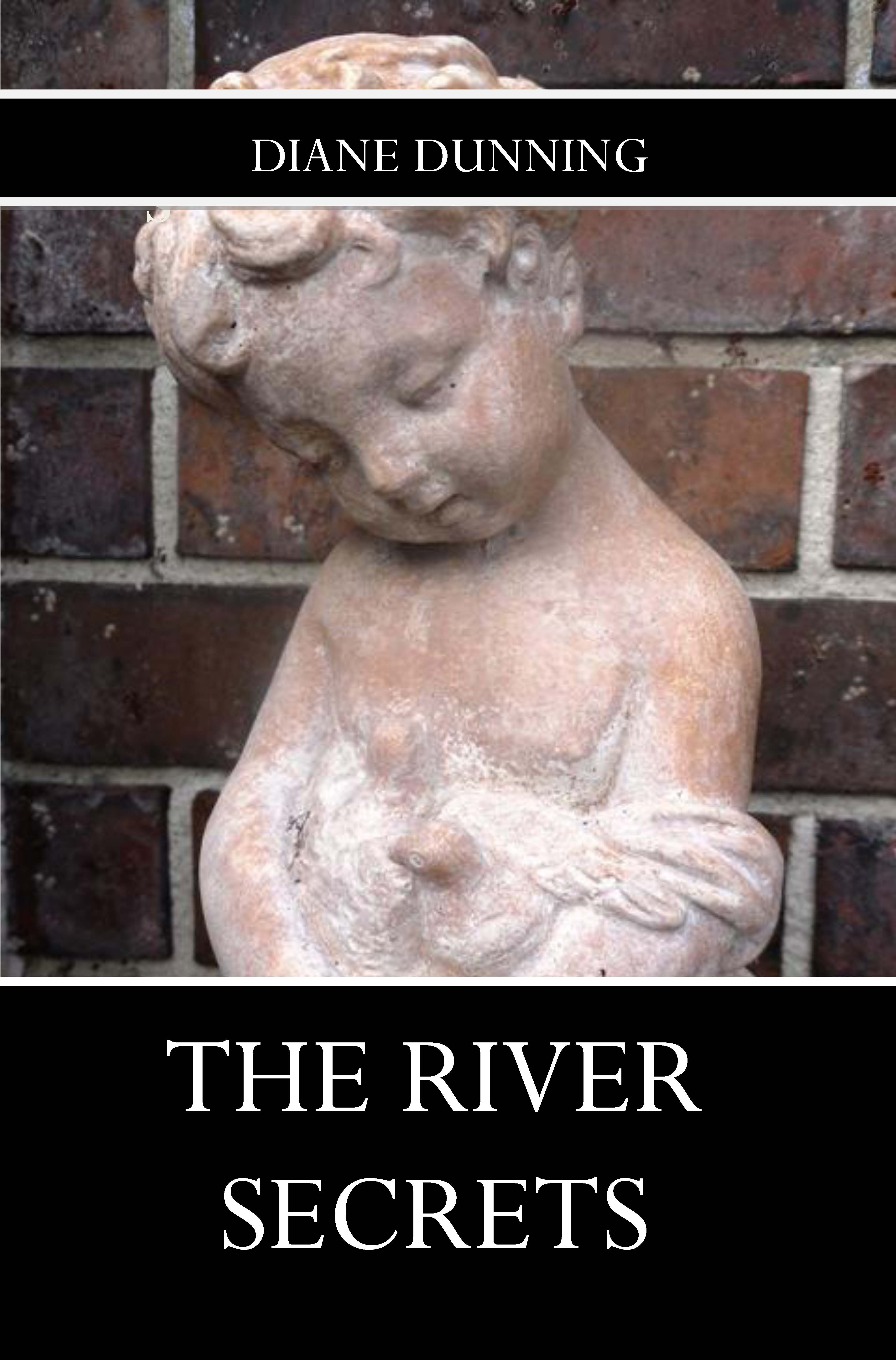 """The River Secrets"" book jacket"