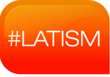Latinos in Social Media (LATISM) logo