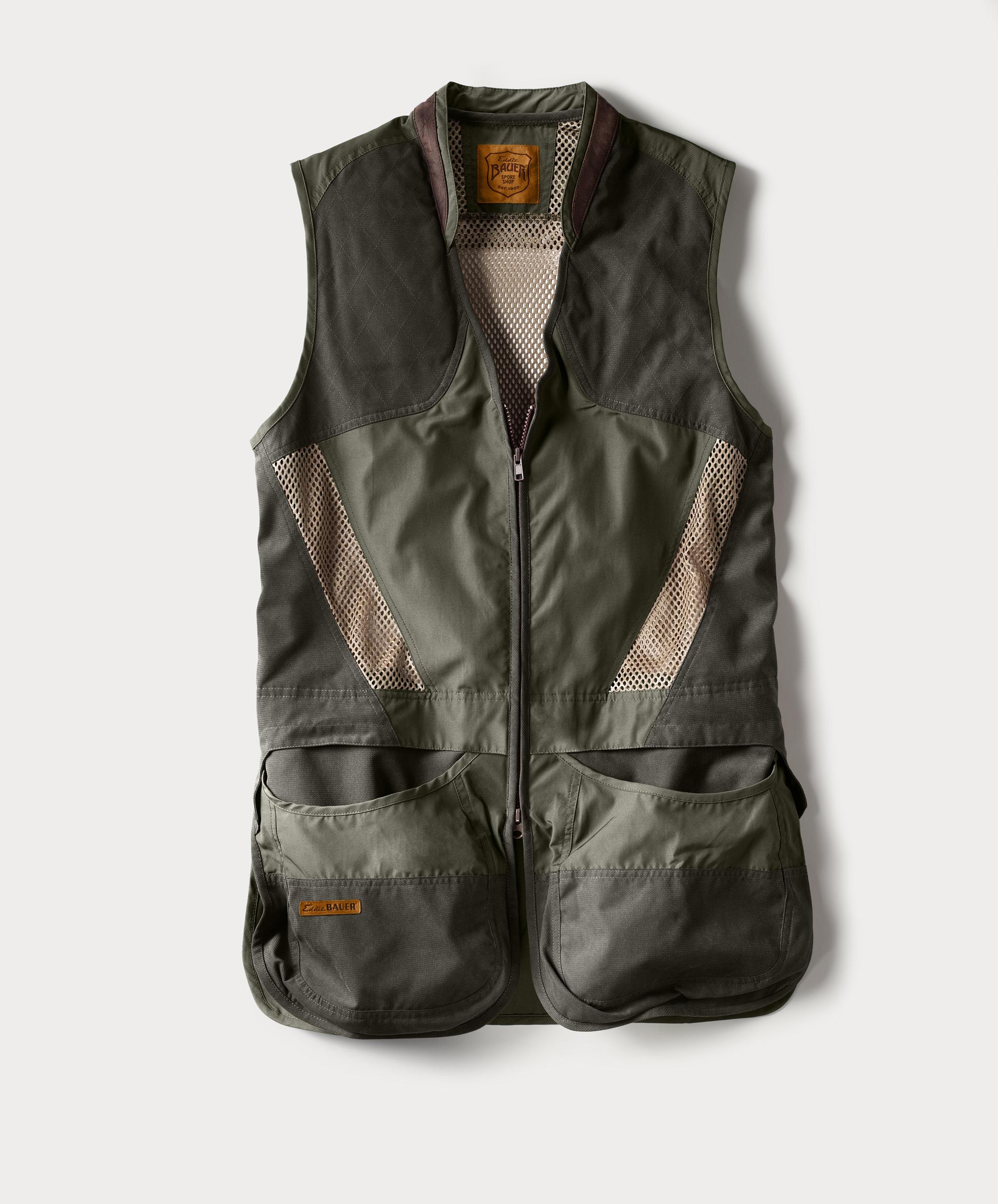 M's Clay Break Shooting Vest - Aspen