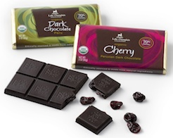 Lake Champlain Chocolates Peruvian Dark Chocolate Bars