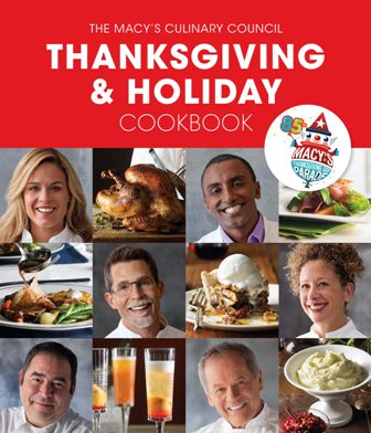 Macy's Thanksgiving and Holiday Cookbook
