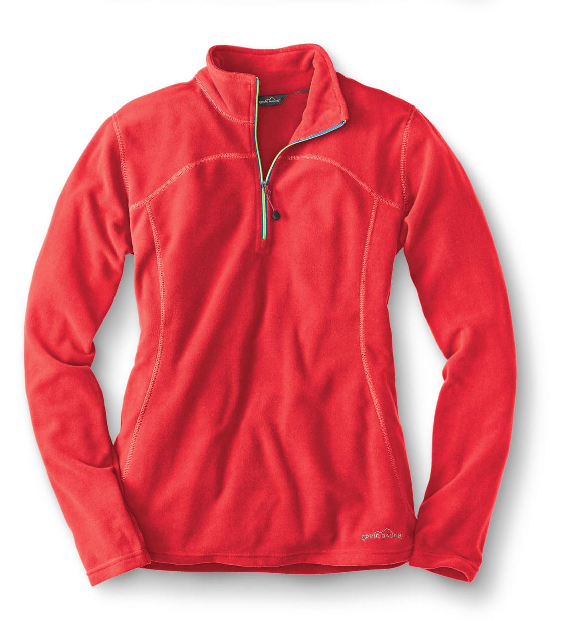 Women's 1/4 Zip Fast Fleece