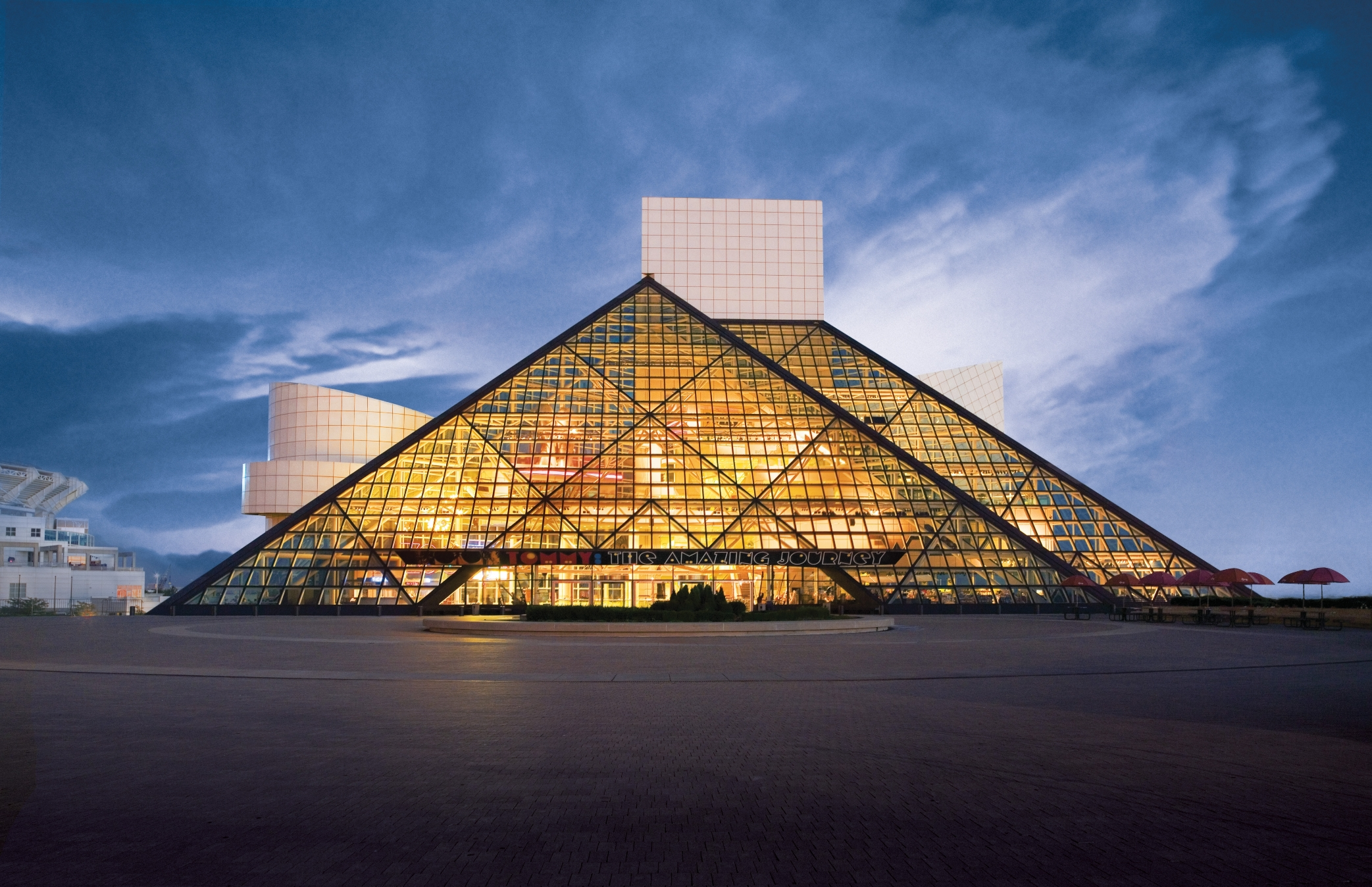 Rock and Roll Hall of Fame and Museum (Courtesy of the Rock and Roll Hall of Fame)