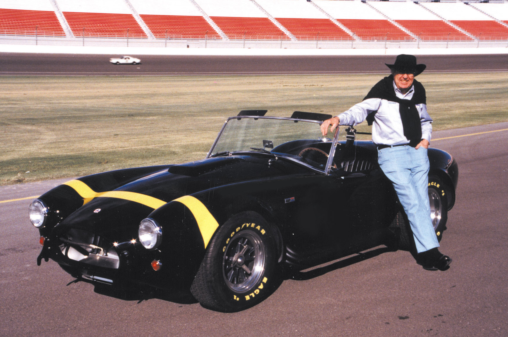 Carroll Shelby Car Collection