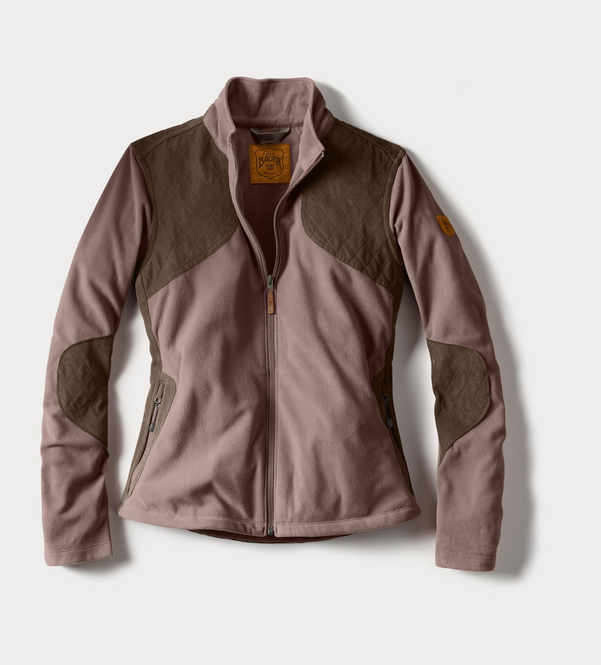 W's Sporting Fleece - Mauve