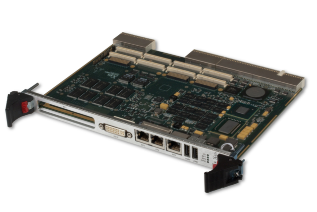 XCalibur4401 - 6U cPCI 3rd generation Intel Core i7 processor-based module