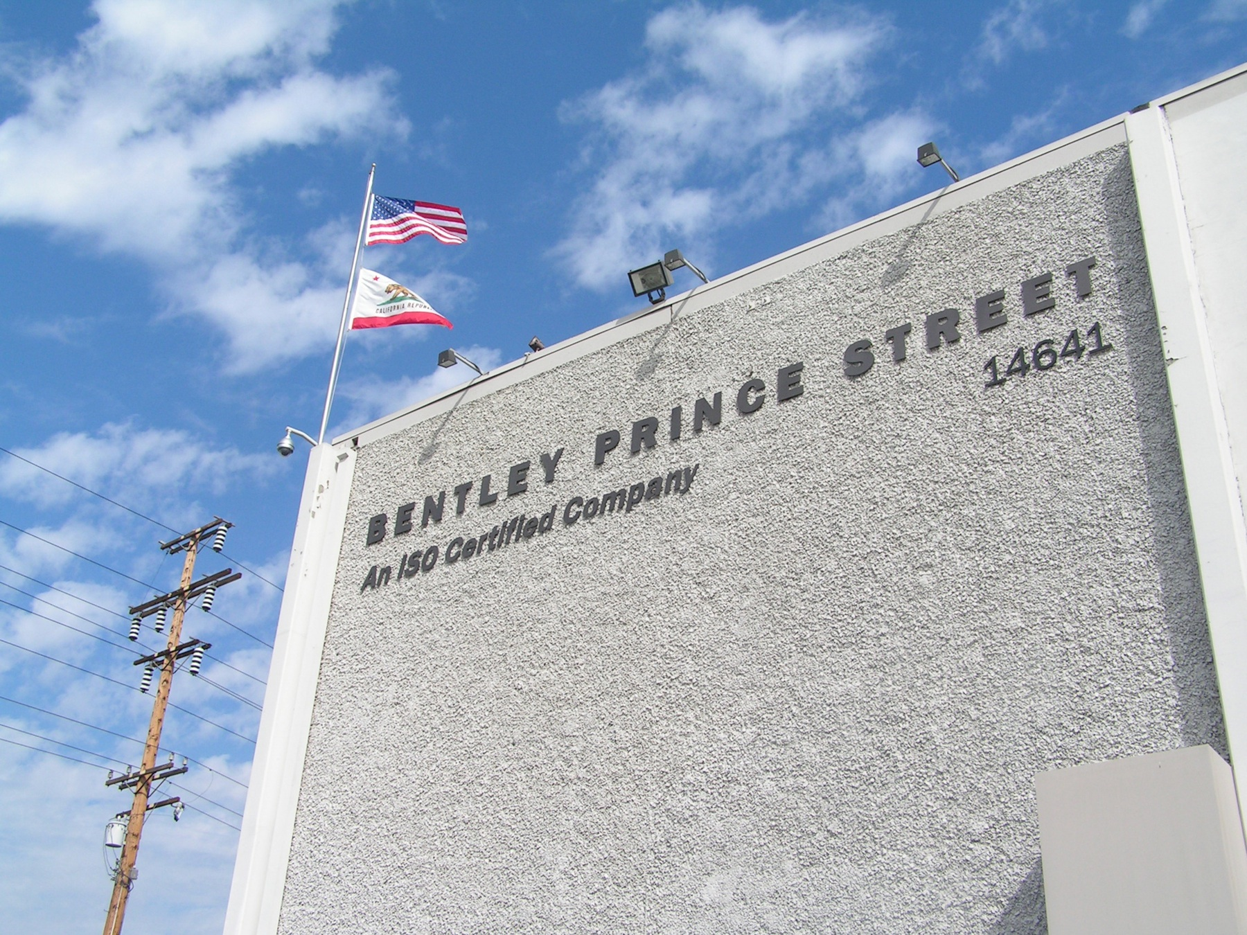 Bentley Prince Street's LEED-EB Silver Certified Mill in Los Angeles
