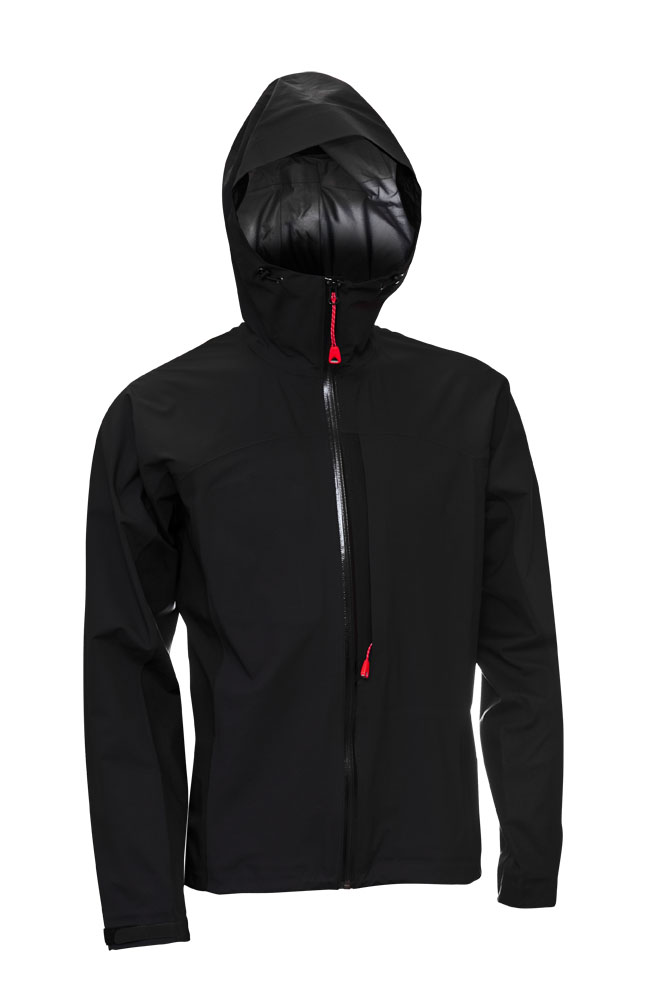 Westcomb Fuse LT Jacket - Made using two lightweight versions of Polartecr NeoShellr, the 12oz women's Fuse and men's Shift Jackets are the lightest Polartecr NeoShellr jackets on the market. Soft and light, the Fuse and Shift jackets provide no-compromise wind and water protection with stretch comfort and breathability in simple designs. Mostly made of a flyweight ripstop nylon Polartecr NeoShellr fabric, the Fuse and Shift also employ a burlier Polartecr NeoShellr fabric for increased durability on the sides and underarms. The adjustable waist system is easy to adjust with one hand, convenient pockets provide easy access to crucial gear, and the fixed storm hood is comfortable with or without a helmet.