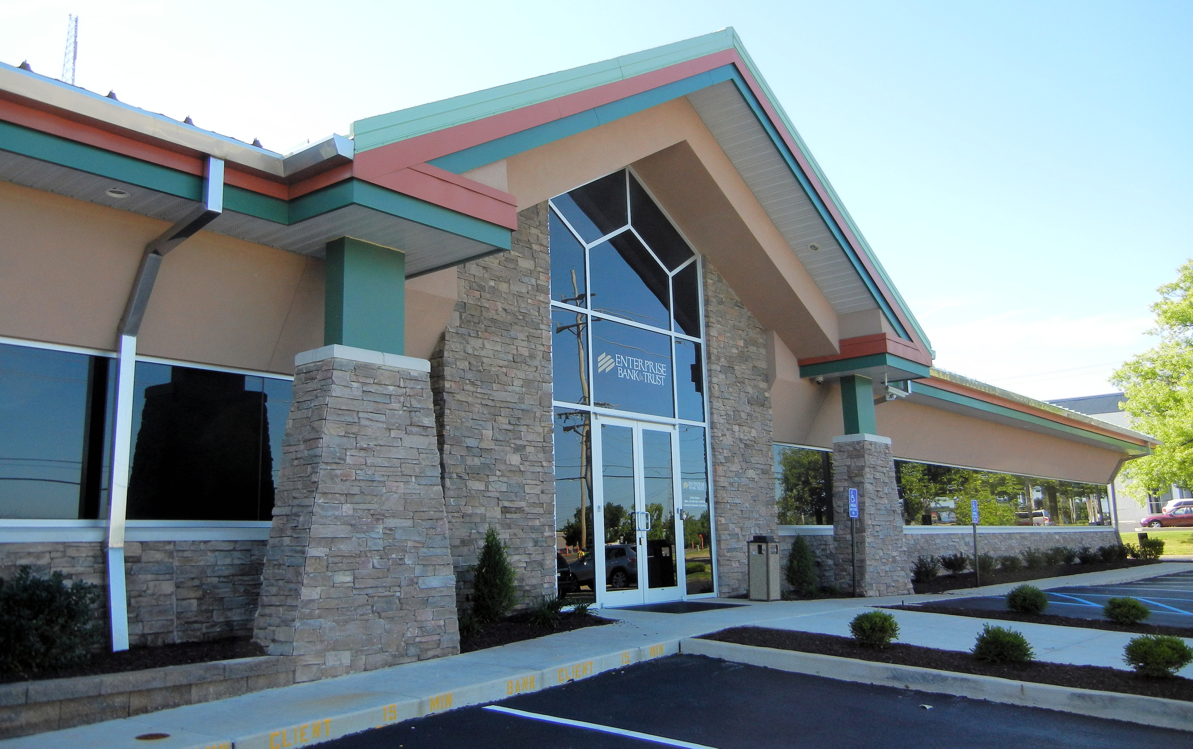 The new Olivette branch is Enterprise's sixth location in the St. Louis area.