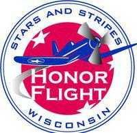 Stars and Stripes Honor Flight logo.