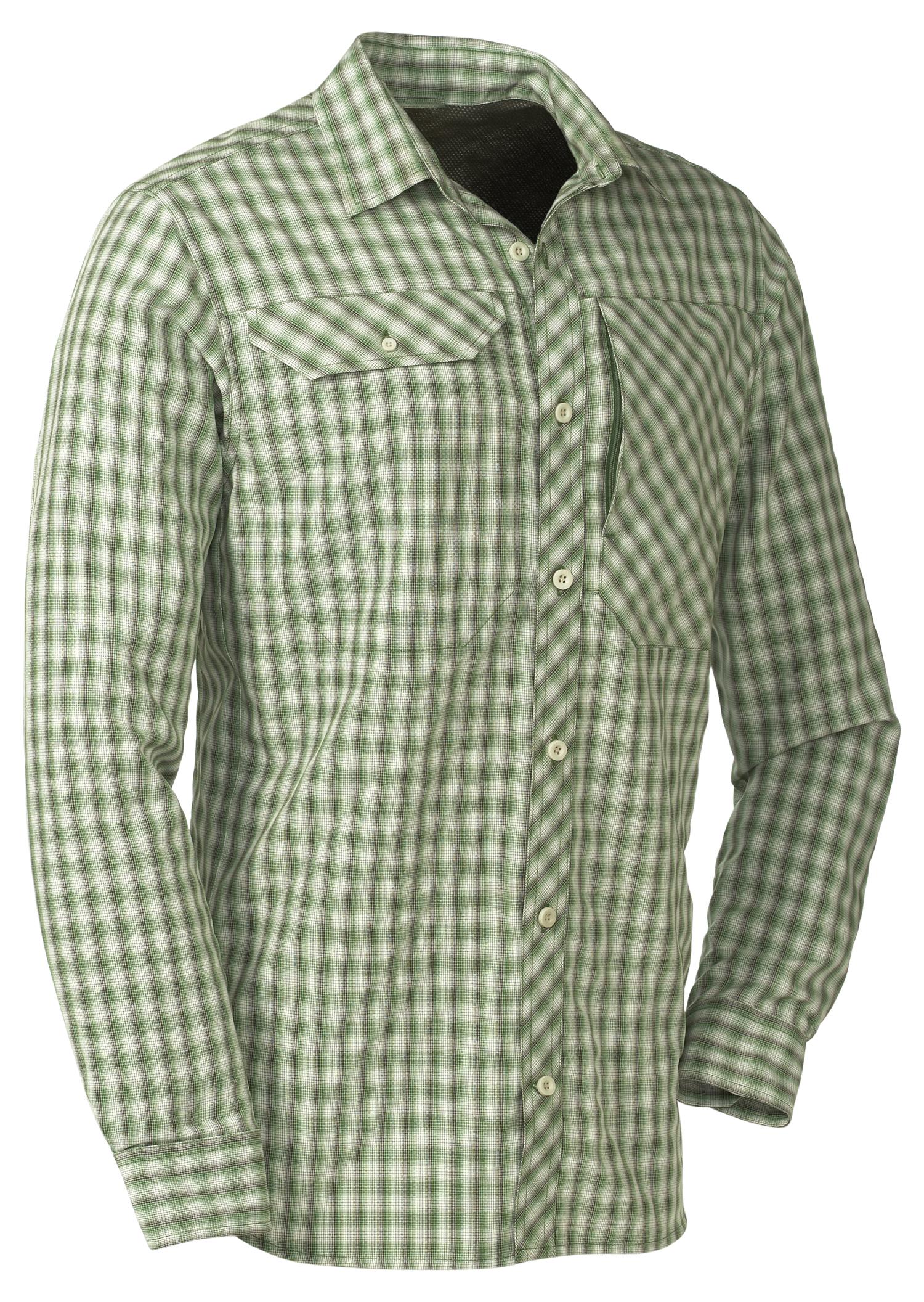 Men's Coconar Long-sleeve Mountain Shirt