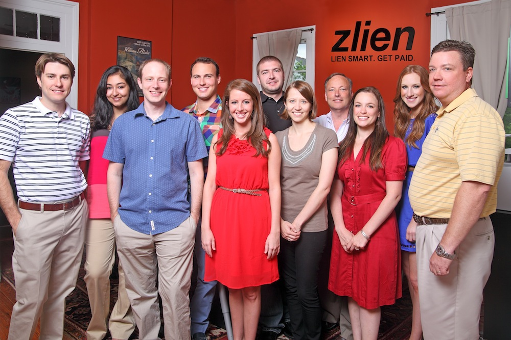 The Zlien Team at its New Orleans, LA offices.