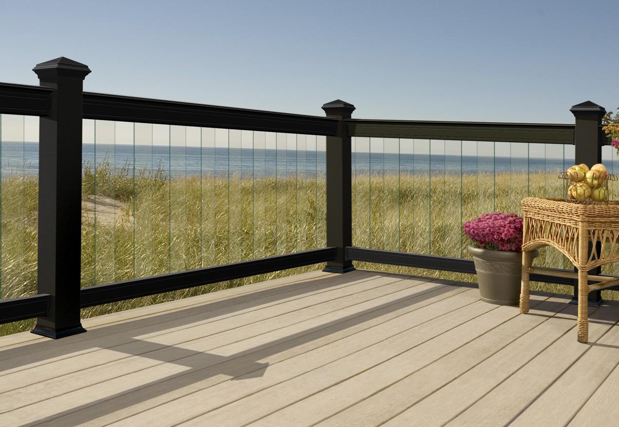 deckorators aluminum deck railing system passes critical building code