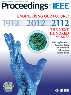 Cover of the Proceedings of the IEEE Centennial Issue