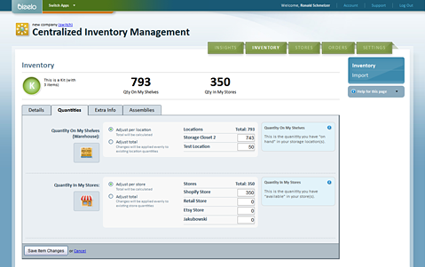 inventory tracking system free