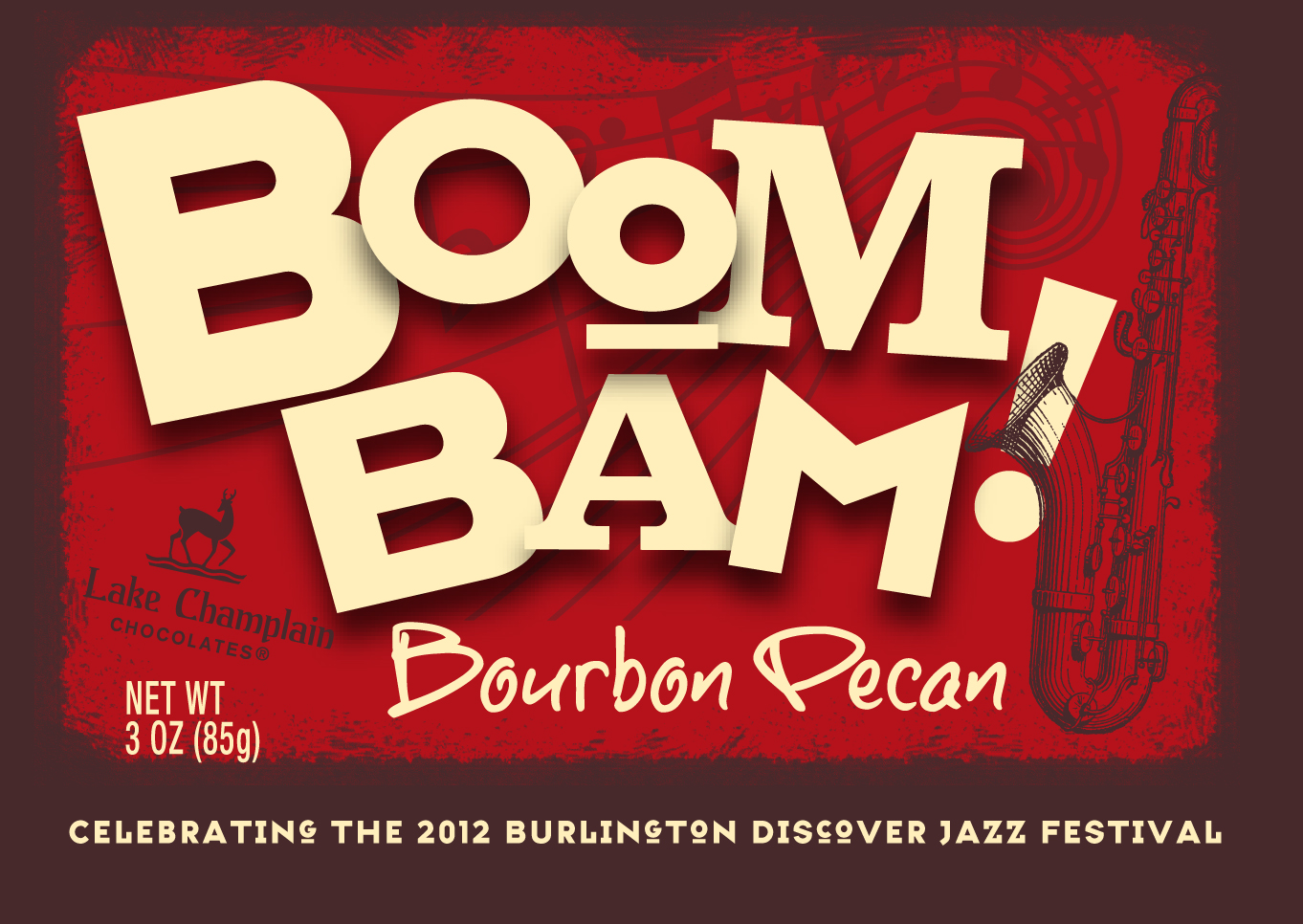 Lake Champlain Chocolates: BOOM! BAM! Bourbon Pecan Chocolate Experience