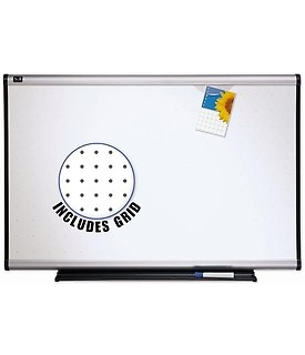 Quartet TE543A Prestige Total Erase Whiteboard