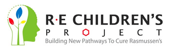RE Children's Project, a non-profit dedicated to the research and support of patients suffering from the rare childhood disease of  Rasmussen's Encephalitis; http://www.rechildrens.org