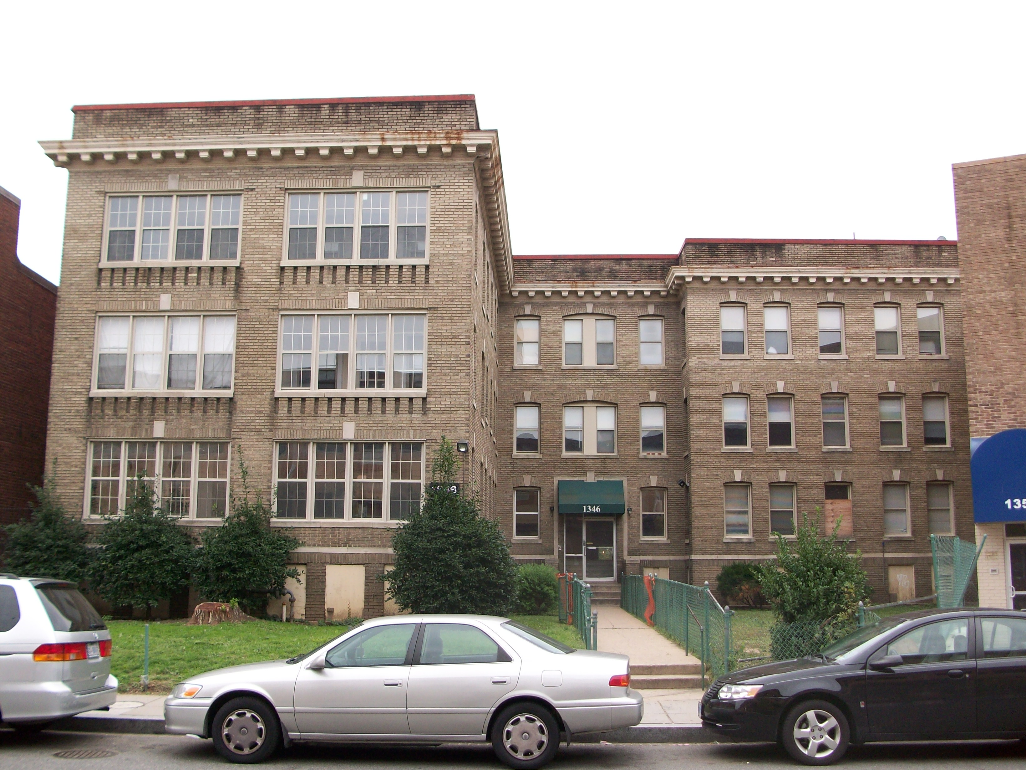 Charmant Urban Investment Partners Has Acquired 1346 Park Road NW, A 21 Unit Apartment  Building