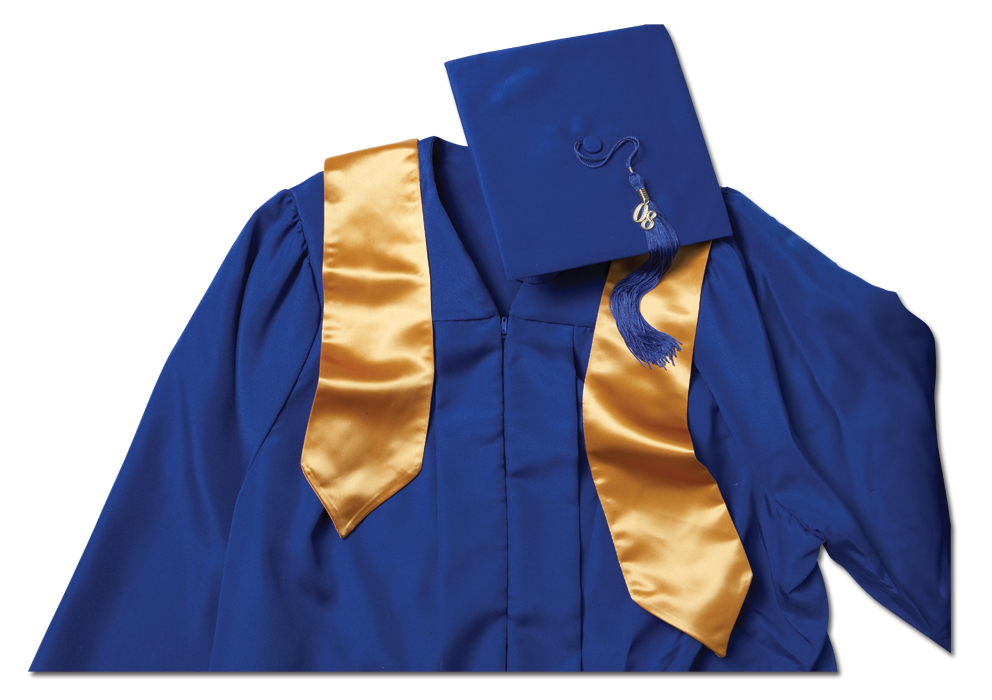 Spice Up Your Graduation Cap and Gown With Custom Graduation Stole